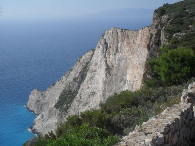 Zdjęcia: zatoka Navagio, Zakynthos, zatoka Navagio, GRECJA