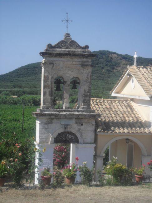Zdjęcia: Zakynthos, Zakynthos, dzwonnica, GRECJA