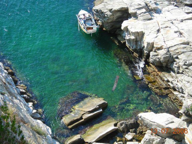 Zdjęcia: Kawala, Nad brzegiem morza, GRECJA