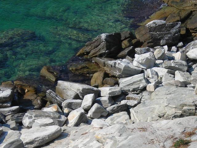 Zdjęcia: Kawala, Morski brzeg, GRECJA