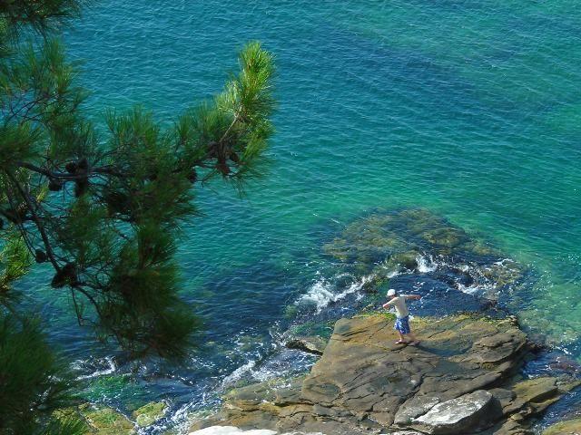 Zdjęcia: Kawala, Nad morskim brzegiem , GRECJA