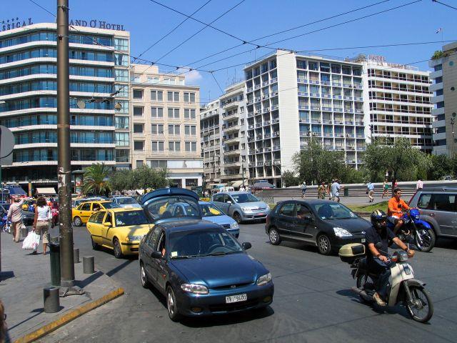 Zdjęcia: Ateny, Plac Omonoia, GRECJA