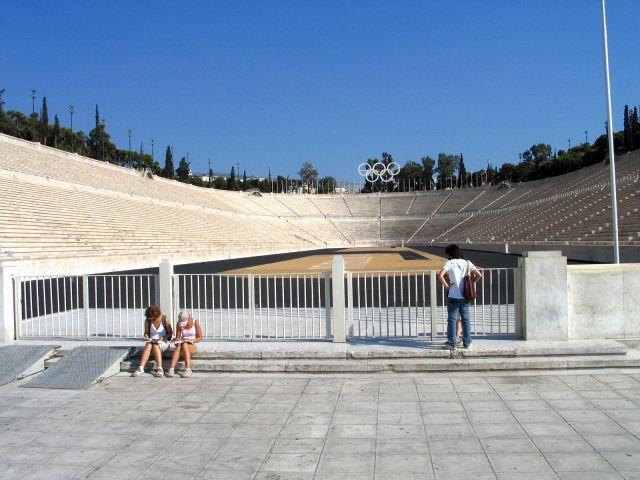 Zdjęcia: Ateny, Kalimarmaron (stadion), GRECJA