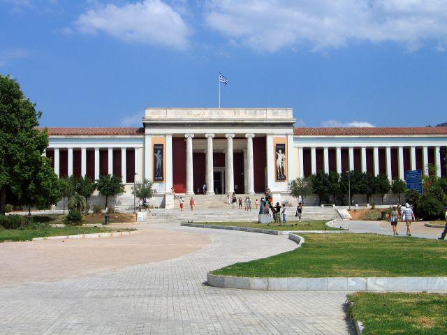 Zdjęcia: Ateny, Narodowe muzeum archologiczne, GRECJA