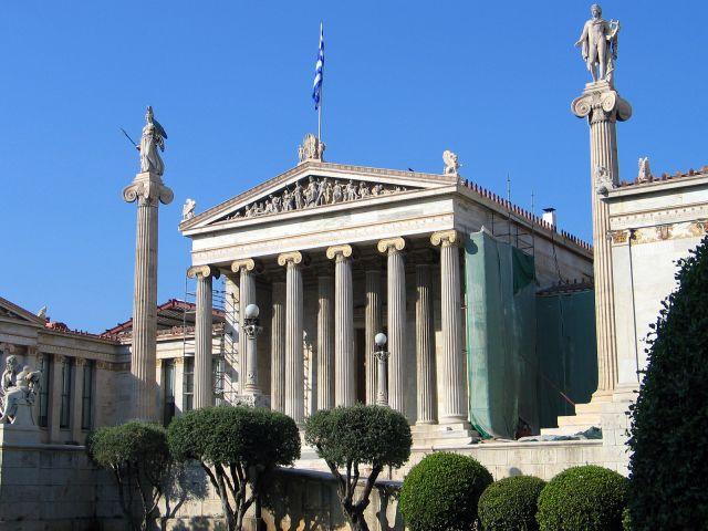 Zdjęcia: Ateny, Akademia Aten., GRECJA