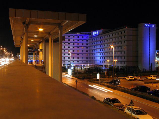 Zdjęcia: Ateny, Lotnisko, GRECJA