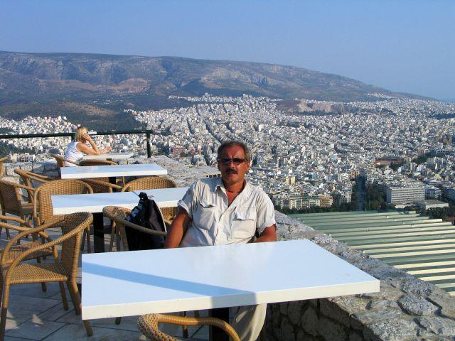 Zdjęcia: Ateny, Panorama Aten, GRECJA