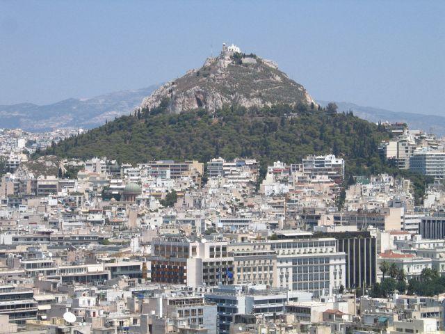 Zdjęcia: Ateny, Wzgórze Filopapposa, GRECJA