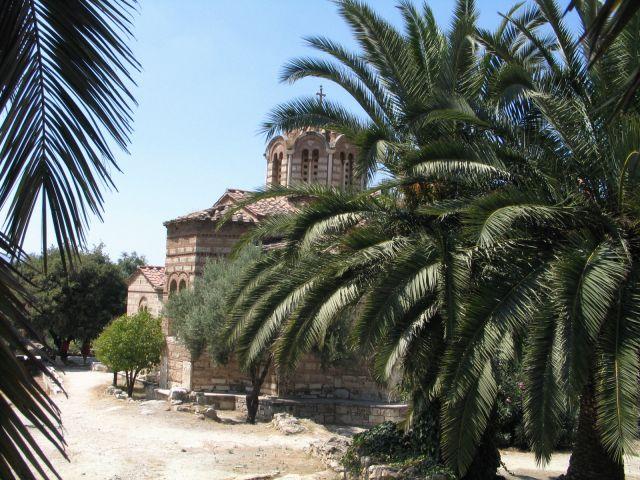 Zdjęcia: Ateny, Starożytna Agora, GRECJA