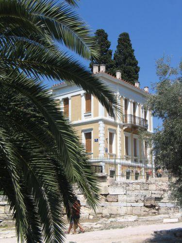 Zdj�cia: Ateny, Administracja Agory, GRECJA