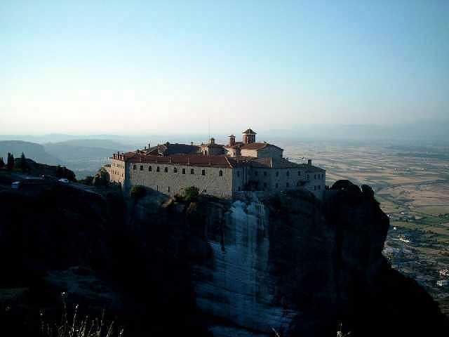 Zdjęcia: Kalambaka, Meteory, GRECJA