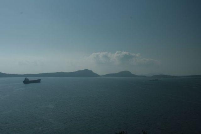 Zdjęcia: Pylos, Messenia, Widok na zatokę Navarino, GRECJA
