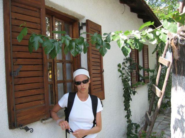 Zdjęcia: Ouranopolis, domek..., GRECJA