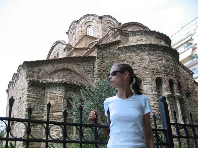 Zdjęcia: Thessaloniki, Aghia Ekaterini, GRECJA