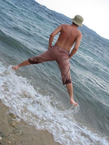 Zdjęcia: w wodzie..., Słodkie szaleństwo..., GRECJA