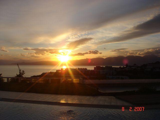 Zdjęcia: Peebles, Kreta, Wschod slonca , GRECJA