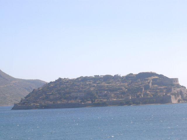 Zdjęcia: Spinalonga, Kreta, Spinalonga - wyspa trędowatych, GRECJA