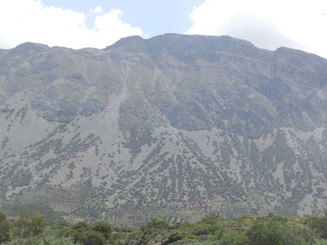 Zdjęcia: Gdzieś po drodze, Kreta, Góry, GRECJA
