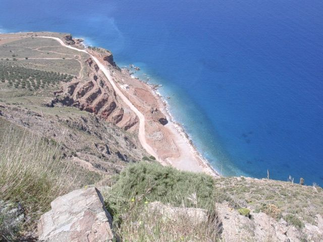 Zdjęcia: Wybrzeże, Kreta, Jeszcze krok do przodu ..., GRECJA