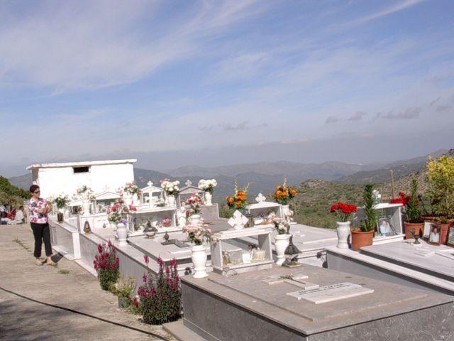 Zdjęcia: Gdzies w górach, Kreta, Cmentarz, GRECJA