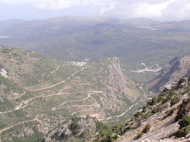 Zdjęcia: Gdzies w górach, Kreta, drogi, bezdroża, GRECJA