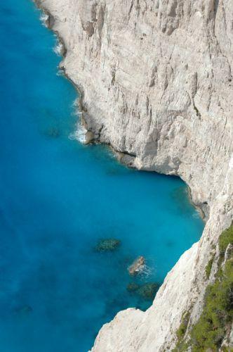 Zdj�cia: Zakynthos , Zatoka wraku, GRECJA