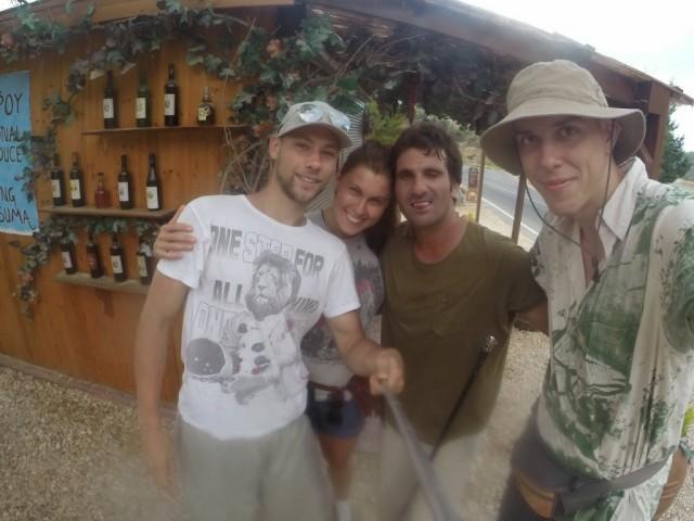 Zdjęcia: Rodos, Stawros i my, GRECJA