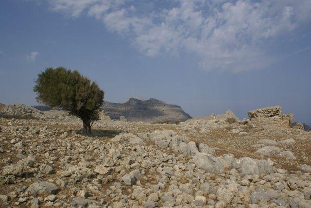 Zdjęcia: Rodos, ruiny zamku, GRECJA