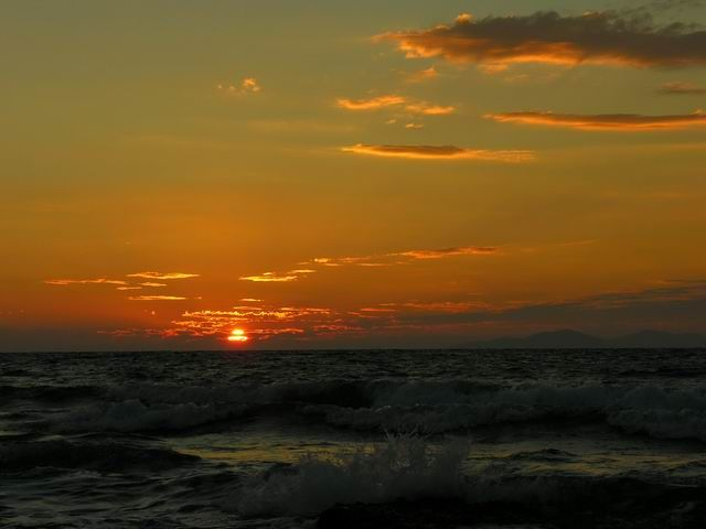 Zdjęcia: RODOS, RODOS, SUNSET - ZACH.WYB, GRECJA