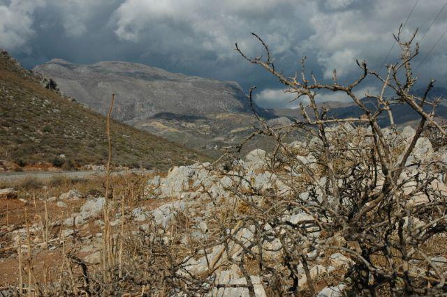 Zdjęcia: Kreta, Cisza przed burzą, GRECJA