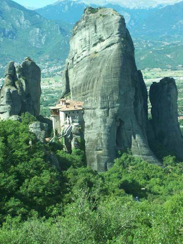 Zdjęcia: Kalambaka, Klasztory Meteora, GRECJA