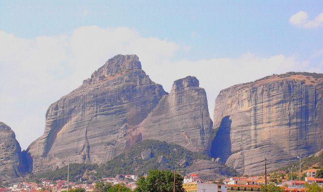 Zdjęcia: Tesalia, Tesalia, Meteory, GRECJA