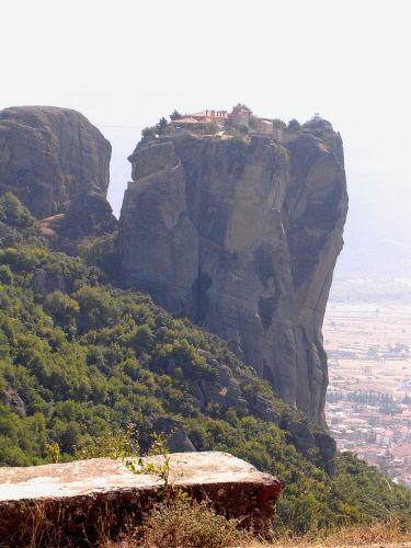 Zdjęcia: Tesalia, Tesalia, Monaster, GRECJA