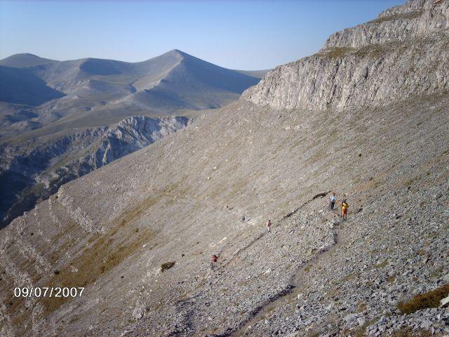 Zdjęcia: Masyw Olimpu, Tesalia, w drodze na Mitikas, GRECJA