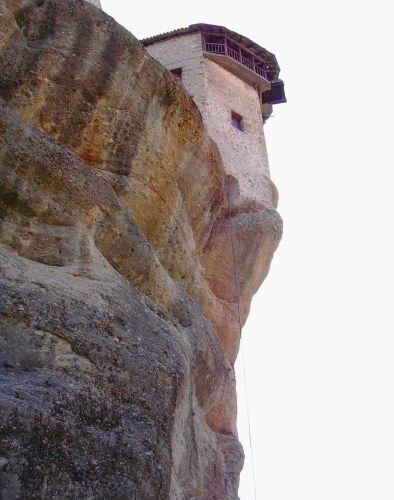 Zdjęcia: Meteory, Tesalia, Wiszące klasztory, GRECJA