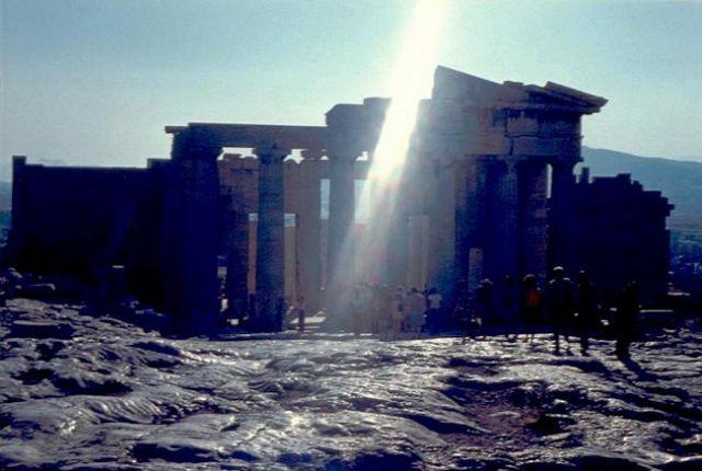 Zdjęcia: ATENY, PROMYK SŁOŃCA, GRECJA