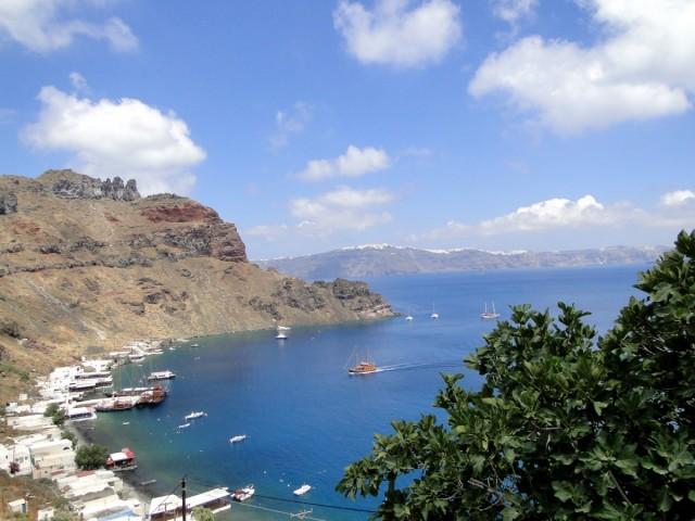 Zdjęcia: Thirasia, Santorini, Thirasia., GRECJA
