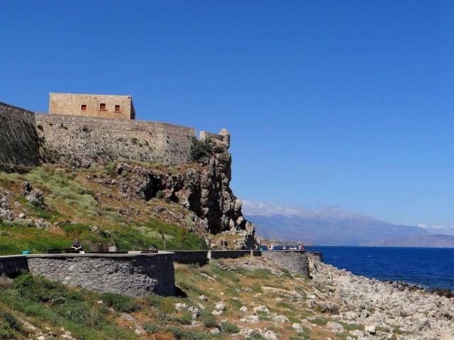 Zdjęcia: Rethymnon, Kreta, Twierdza  Rethymnon., GRECJA