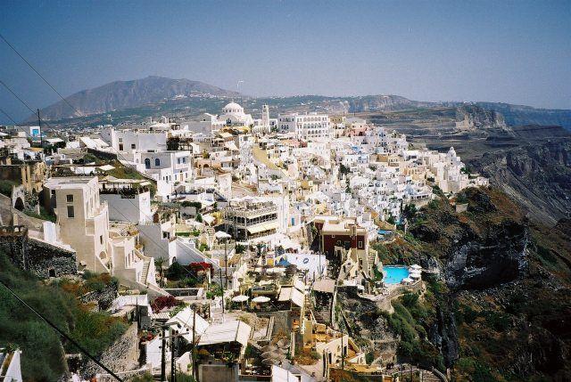 Zdj�cia: Santorini, Santorini, GRECJA