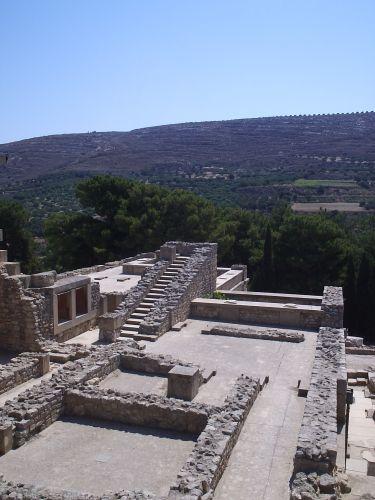 Zdjęcia: Knossos, Kreta, Kreta, GRECJA