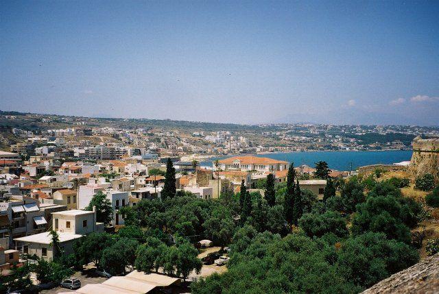 Zdj�cia: Rethminon, Kreta, GRECJA