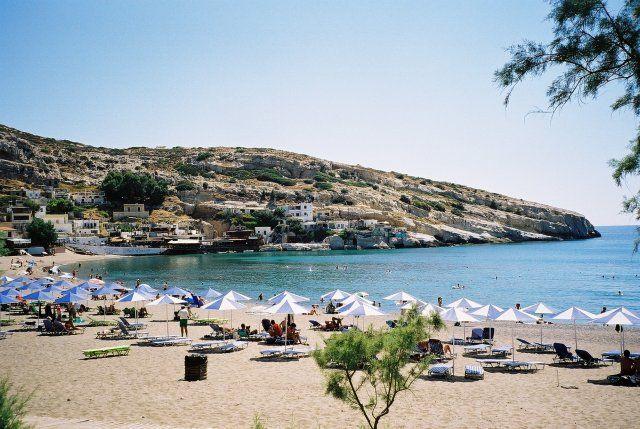 Zdjęcia: Matala, Kreta, GRECJA