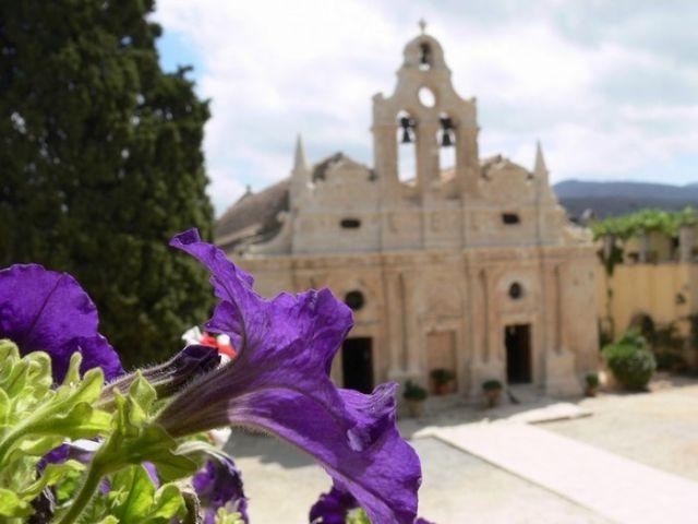 Zdj�cia: Moni Arkadi, Kreta, Moni Arkadi - moim zdaniem najpi�kniejszy z krete�skich klasztor�w!, GRECJA