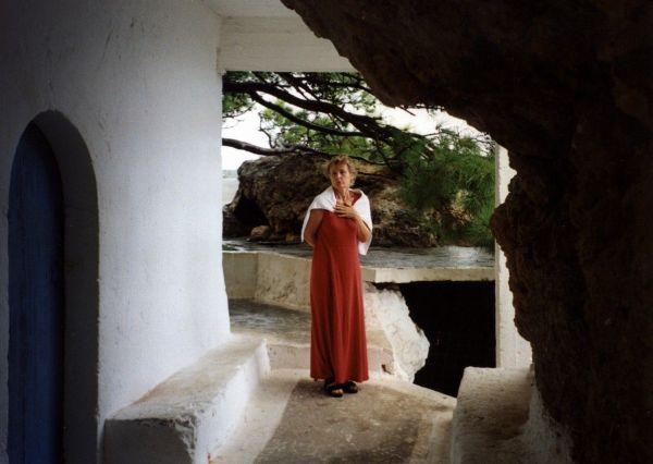 Zdjęcia: christokalitas, Kreta, w klasztorze Christokalitas, GRECJA