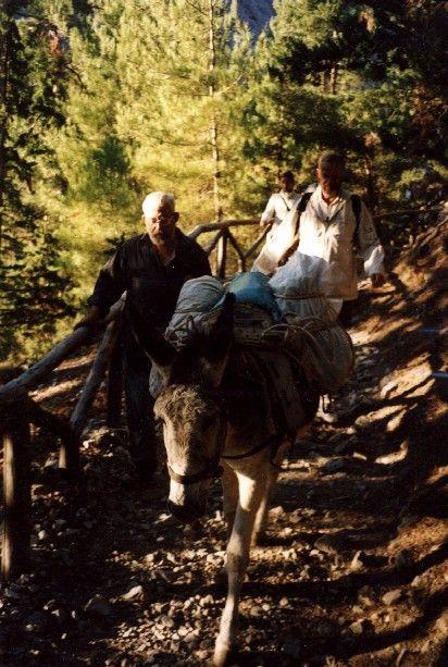 Zdjęcia: wąwóz Samaria, Kreta, pierwsza pomoc, GRECJA
