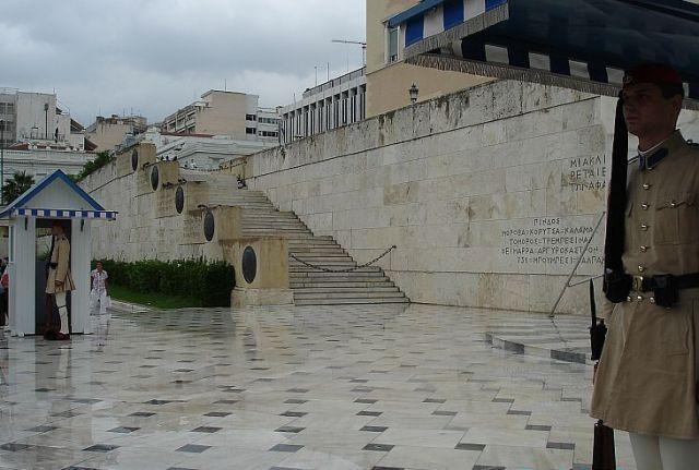 Zdjęcia: ATENY, ATENY, WARTOWNICY , GRECJA