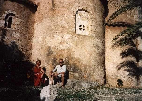 Zdjęcia: gdzieś w drodze do Prevali, Kreta, pod monastyrem, GRECJA