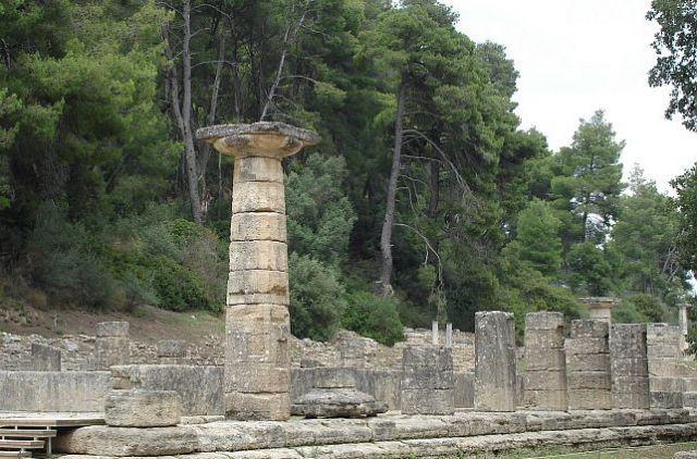 Zdjęcia: OLIMPIA, OLIMPIA, POZOSTAŁO W OLIMPII, GRECJA