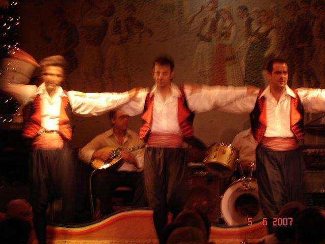 Zdjęcia: Ateny, Ateny, Ale zatańczyli, GRECJA