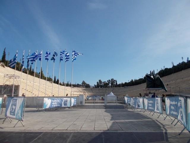 Zdjęcia: Ateny, Grecja, Ateny - Stadion Panatenajski, GRECJA
